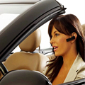 BlueAnt Q2 Voice-Controlled Pure Conversation Bluetooth Earphone Genuine Headset  (Black, in BlueAnt Retail Packaging)