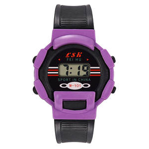 Children Kid Girl Watch Digital Student LED Sports WristWatch zegarek dzieciecy reloj nios montre enfant relgio infantilsaat kol