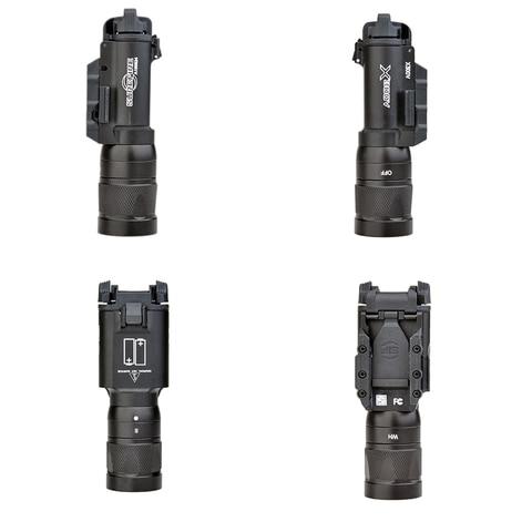 elemento airsoft surefir x300v lanterna tatica glock