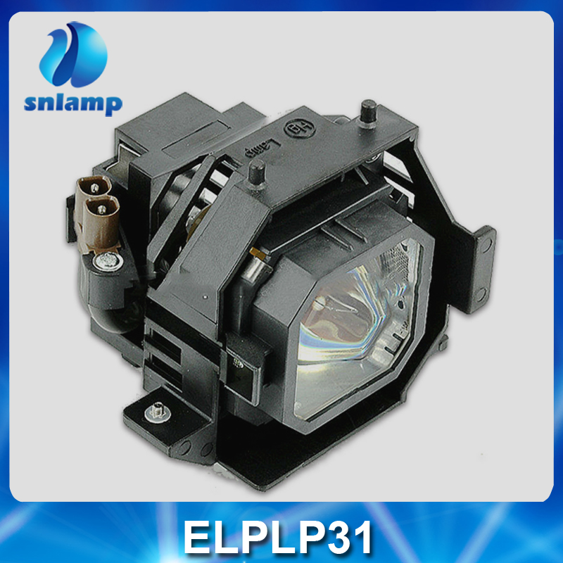 ФОТО Projector bulb lamp ELPLP31 for projector EMP 835  EMP 835p EMP 830 EMP 830p