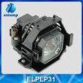 Projector bulb lamp ELPLP31 for projector EMP 835  EMP 835p EMP 830 EMP 830p