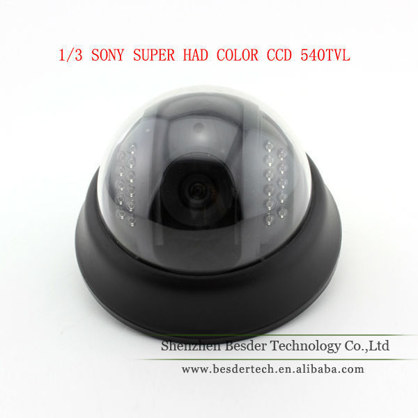 1/3 sony ccd 420-600TV Lines night vision cctv speed dome camera dealer
