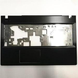 Nowy dla Lenovo IdeaPad G500 G505 G510 G590 górna podpórce pod nadgarstki C pokrywa shell z touchpadem i dolna Case D pokrywa/drzwi E duże drzwi