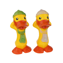 Temperature Change Color Baby Duck Toy Baby bathroom Toy Yellow Duck Playing Water Toy Funny Gift For Kids