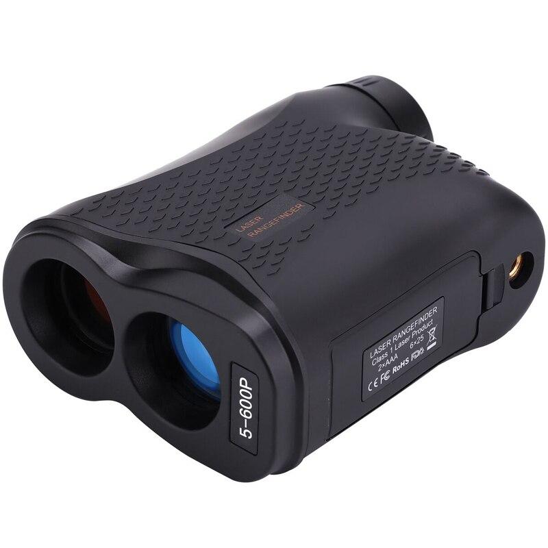 Jiguoor LR600P 600m Handheld Digital Laser Rangefinder Distance Meter Monocular Golf Hunting Range Finder Speed Measurement original dvb t satlink ws 6990 terrestrial finder 1 route dvb t modulator av hdmi ws 6990 satlink 6990 digital meter finder