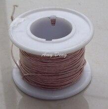 100 м/лот 0.1×60 акции его антенна Litz прядей проволоки в соответствии с продажи хлопок полиэстер конверт метров