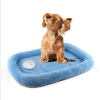High Grade Soft Cozy Pet Dog Crate Mat Kennel Cage Pad Bed Pet Cushion