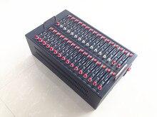 Высокая Скорость 32 портов gsm gprs Модем Бассейн Интерфейс USB Wavecom Ат Команд Q24plus 850/1900 мГц