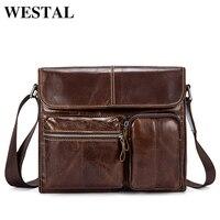 MARRANT Genuine Leather Bag Men Bags Small Shoulder Messenger Crossbody Bags Men S Leather Bag Men