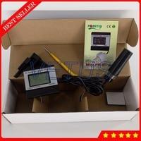 PH 025 Aquarium Aquaculture Digital PH Meter Tester with 1M Cable and Adaptor