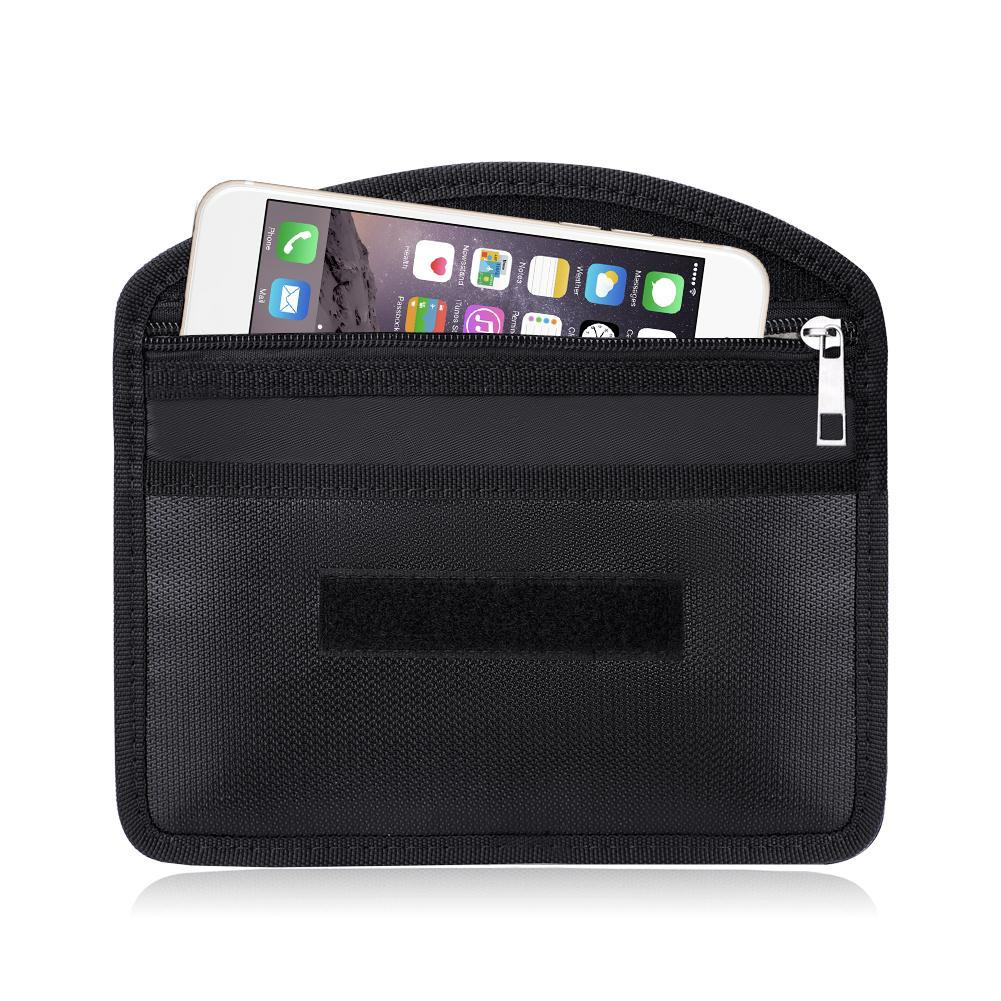 Fireproof Burn - Proof Package Valuables Kit Anti - Signal Interference Package Tool Bag Men Travel Bags