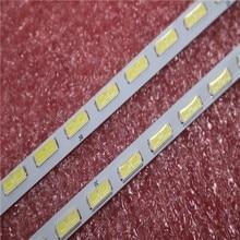 Novo 690 milímetros Lâmpada LED Backlight tira 66/72leds Para Chang hong para LG 3D55A4000IC 6922L-0003A 0004A LC550EUN 55
