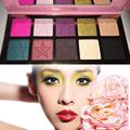 10 Colors Matte Pigment Eye Shadow Palette Cosmetic Makeup Eyeshadow Stars Colorful