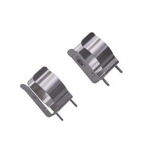 Image 4 - 5 sztuk/partia THM DIP metalu tłoczenia AA 1/2AA CR2 zacisk baterii, AA 1/2AA CR2 uchwyt baterii