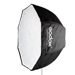 "Image 4 - Godox 95 ס""מ 37.5 אוקטגון אמברלה Softbox אור Stand סוג B חם נעל מחזיק סוגר ערכת עבור Canon ניקון Godox Speedlite פלאש"