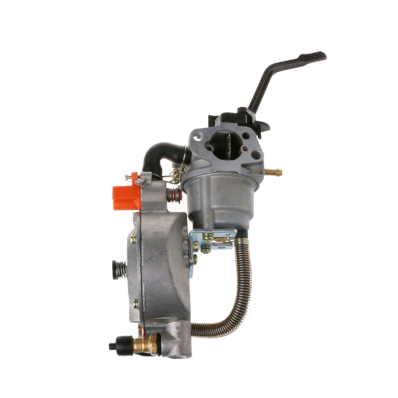 Nowy 1PC podwójny gaźnik paliwa Carb do silnika generatora pompy wody 170F GX200