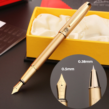 лучшая цена Picasso 916 Malage Fashion Pimio Elegant Fountain Pen EF/F Nib Classic Writing Ink Pen and Original Gift Box for Office Business