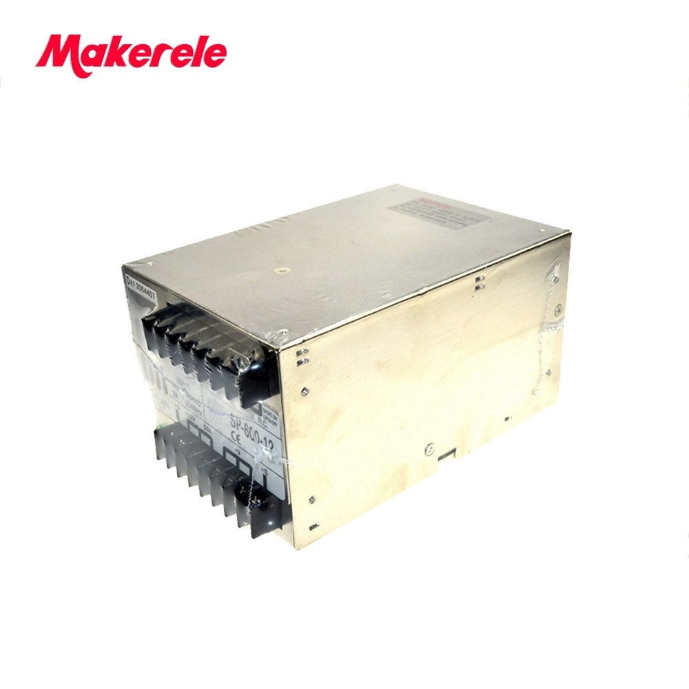Low costs 600w 27vdc multi terminals Customized switch mode power supply single output 27v 600w power supply with pfc 660v ui 10a ith 8 terminals rotary cam universal changeover combination switch