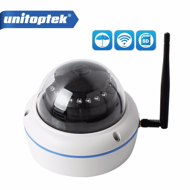 HD 720P 1080P WIFI IP Camera Outdoor Wireless Surveillance Home ...