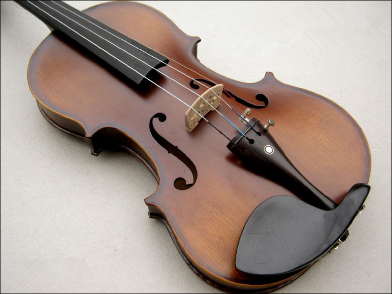 archaize violin 1/8 1/4 1/2 3/4 4/4 violin handcraft violino Musical Instruments with violin rosin case shoulder rest bow Tuner violins professional string instruments violin 4 4 natural stripes maple violon master hand craft violino with case bow rosin