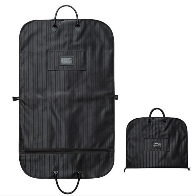 576a42cac7cf US $19.97 |Folded Professional Garment Bag Dust Cover for Business Suit Non  woven Breathable Travel Carrier Dust Storage Cover Protector -in Clothing  ...
