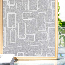 Funlife Vinyl Self-adhesive Window Film Privacy Opaque Glass Film Home Decoration Window Sticker Heat Control Anti Uv waterproof self adhesive uv high light mirror reflective film heat insulation opaque film decoration pet reflective sticker