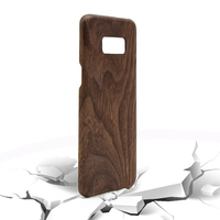 High Quality Wooden Phone Case For Samsung S8 Plus Natural Wood Cover For Huawei P10 Plus