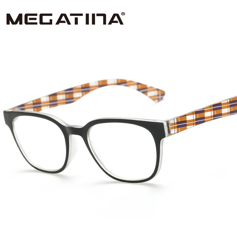 Megatina Gratis frakt New Light Comfy Stretch Reading Glasses - Kläder tillbehör