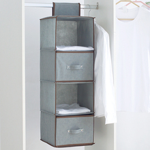 Non-Woven Fabric Wardrobe Hanging bag Closet Hanging Storage bag Clothes Organizer simple fashion wardrobe non woven fabric steel frame reinforcement standing storage organizer clothes cabinet bedroom furniture