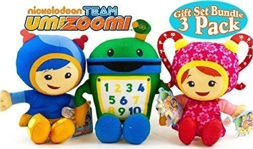 TEAM UMIZOOMI Bot MILLI Geo Plush 9 Inch Plush Doll New