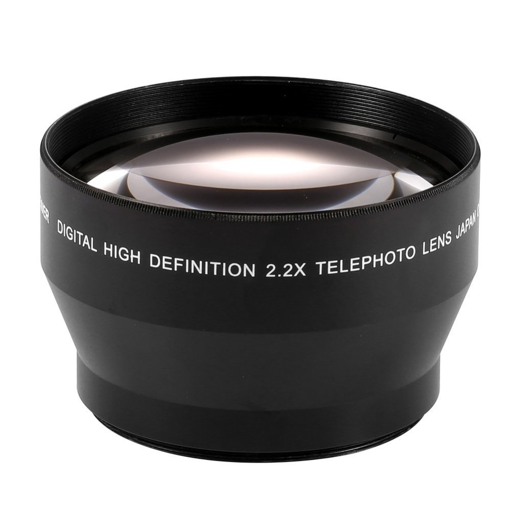 Lightdow 67mm 22x Professional Telephoto High Definition Lens For