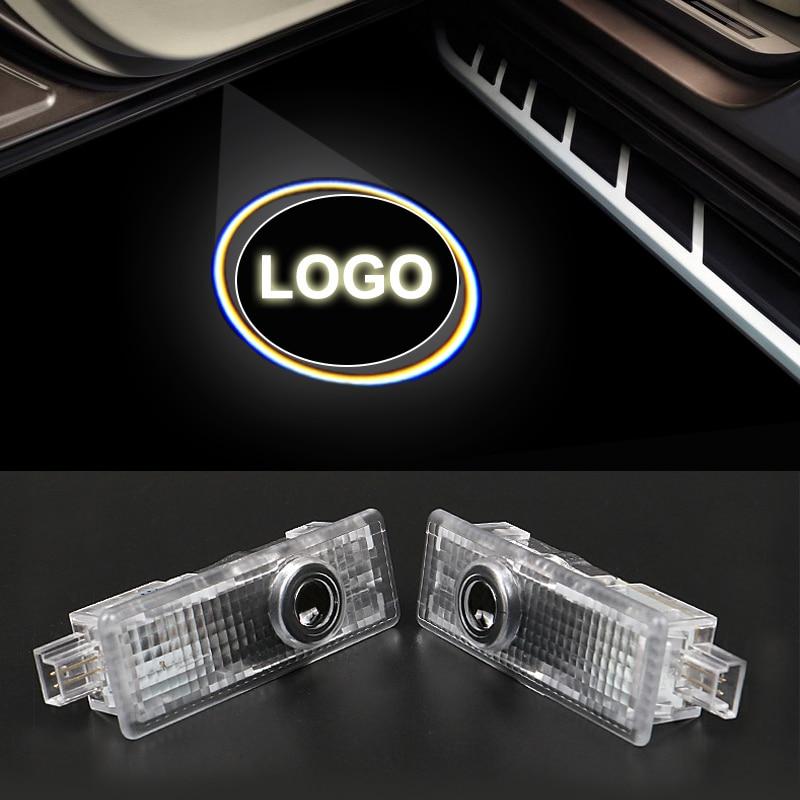 2 PCS Newest Car Styling LED Welcome Logo Door Laser Shoot Light lamp For Land Rover Range Rover Discovery 4 Evoque Freelander подарок первокласснику цифровая версия