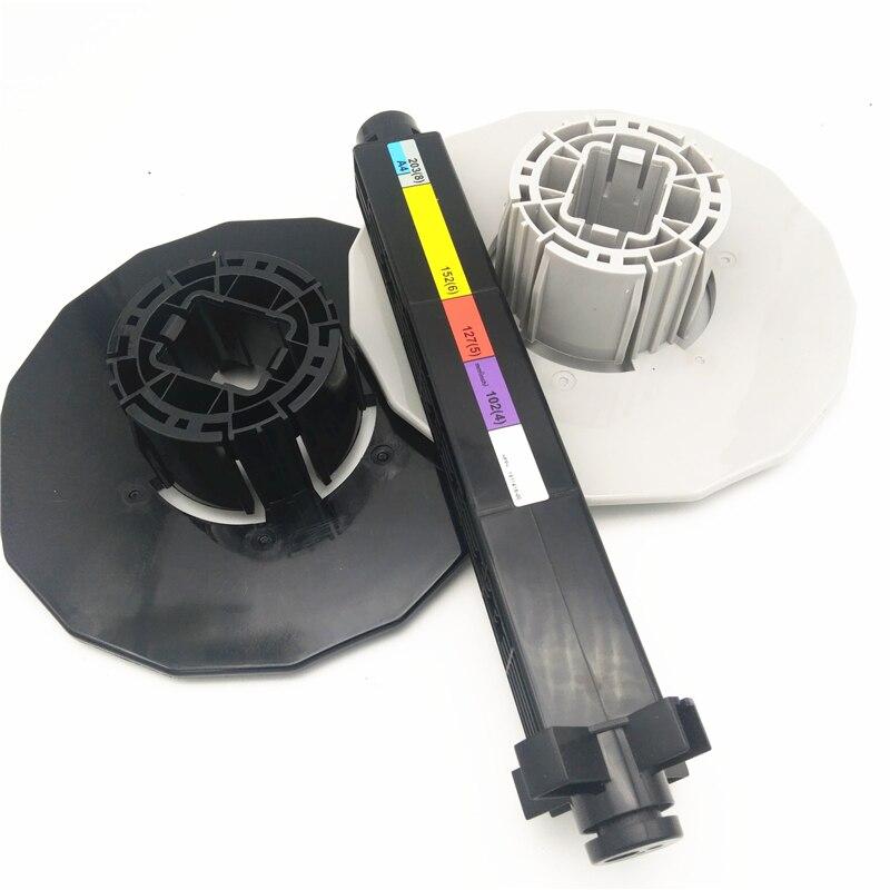 Vilaxh Compatible Papier Broche Unité remplacement pour Epson D700 DesignJet Pour Fujifilm DX100 Traceur Pièces