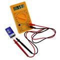 """Novo Testador Eletrônico Multímetro Digital DT-830B 0.5 """"Display LCD AC/DC 750/1000 V Ampères Volt Ohm testador de Medidor de Melhor Preço"""