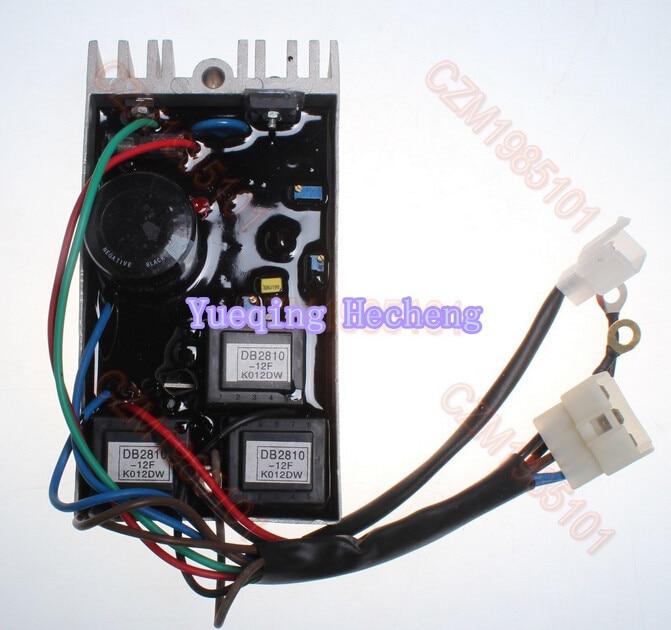 Voltage Regulator KI-DAVR-150S3 For KAMA 12-15 KW Three Phases Generator шапка kama kama ka022cuwto26