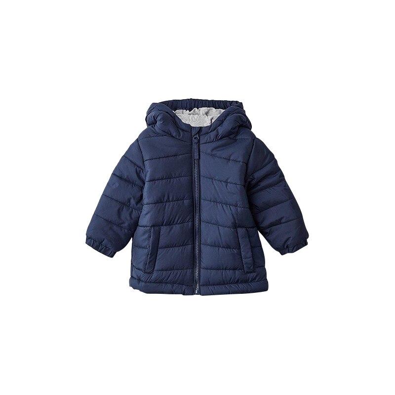 Jackets & Coats MODIS M182K00502 for baby boys kids clothes children clothes TmallFS newborn baby boy girl infant warm cotton outfit jumpsuit romper bodysuit clothes