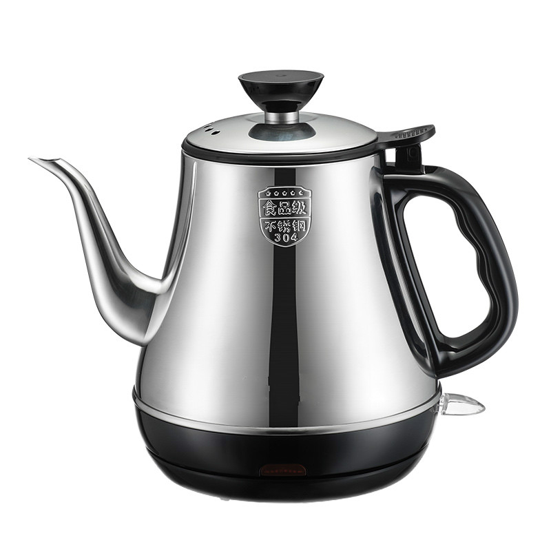 цена на NEW Electric kettle 304 stainless steel home long mouth electric small capacity boil mini