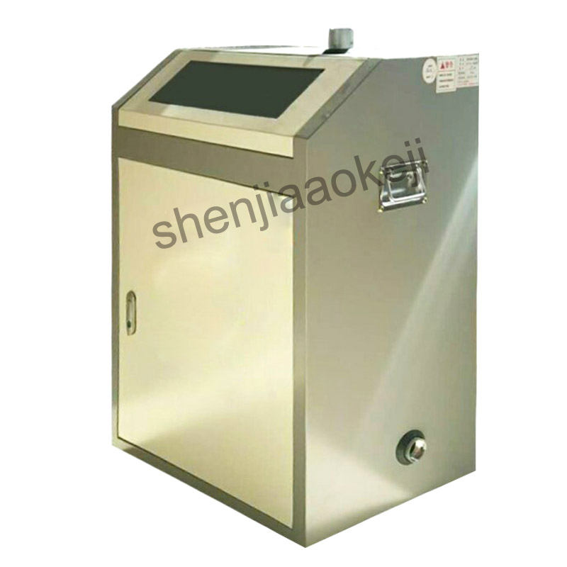 10KW High-frequency Electromagnetic Heating Furnace Electric Heating Floor Heating Household Energy-saving Electric Heater 380v