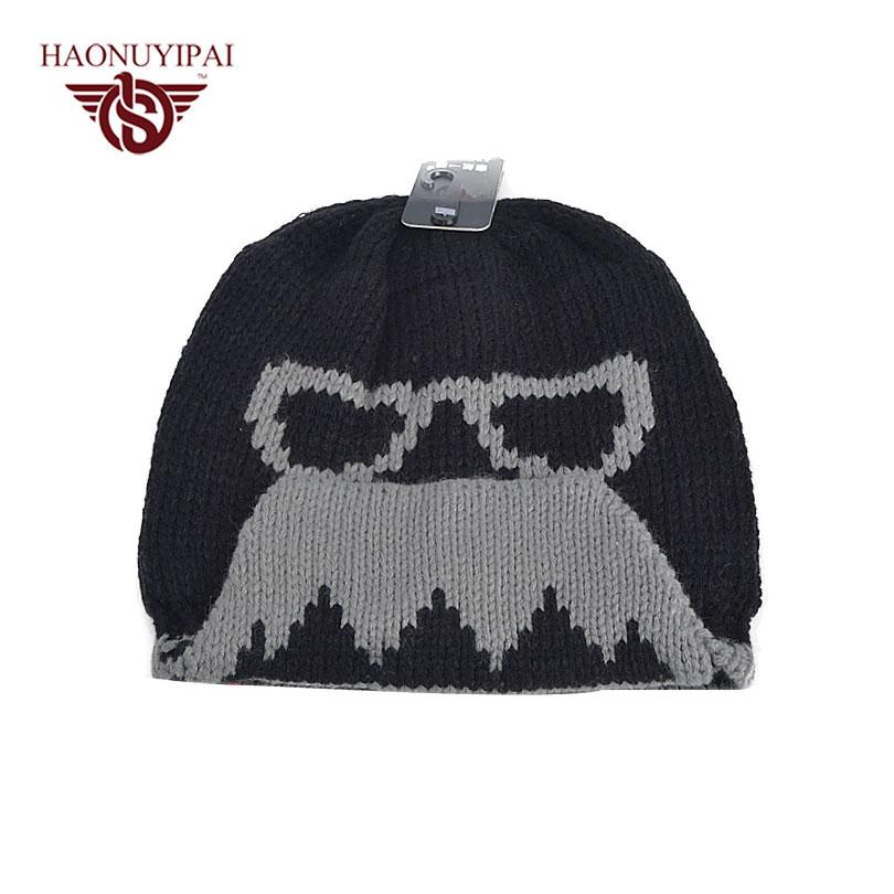 3982248337882 Factory Custom Winter Hats For Women   Men Wholesale Casual Outdoor Unisex  Skullies   Beanies Cartoon Multicolor Hat PA024-in Skullies   Beanies from  ...