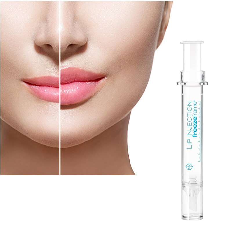 Australia Freezeframe Lip Injection Free Alternatives Lip Treatment for Fuller Big Lips Reduce Wrinkle Plumping Lips