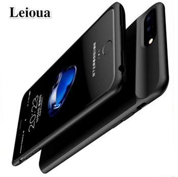 Leioua High Capacity 5000mah 4 7inch Ultra Slim External Backup Charger Case For Iphone 6 6s