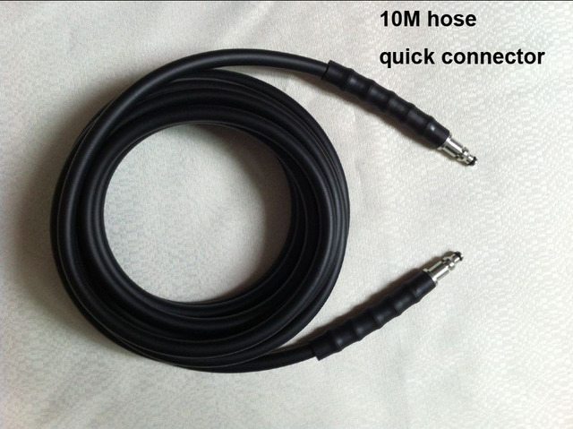 Quick connector high pressure washer hose spray water,Car washer hose 400Bar 5800PSI