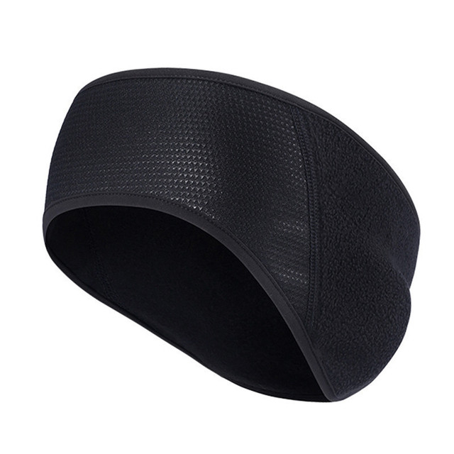 Fleece Ear Warmer Headband for Sports and Fitness