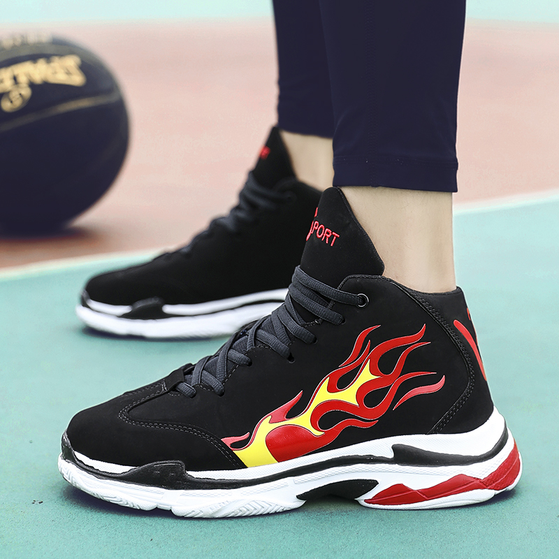 f4ef17ee806e CHEAP Men s new fashion personality casual sports shoes antiskid ...