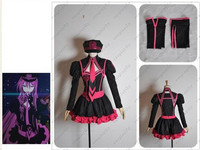 Vocaloid Megurine LUKA Philosophy Of Love Cosplay Costume Custom Made Dress Skirt Women Uniform Clothing Outfit For Adult(C0284)