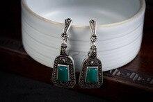 women jewelry Brincos earring Pendientes  Fashion Jewelry 925 sterling silver Earrings white cat's eye stone or White Opal Ear