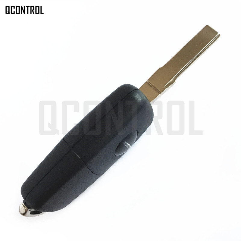 Image 5 - QCONTROL Car Remote Key DIY for VW/VOLKSWAGEN Beetle Bora Polo Golf Passat 1J0959753N/5FA009259 55 1998 2002-in Car Key from Automobiles & Motorcycles