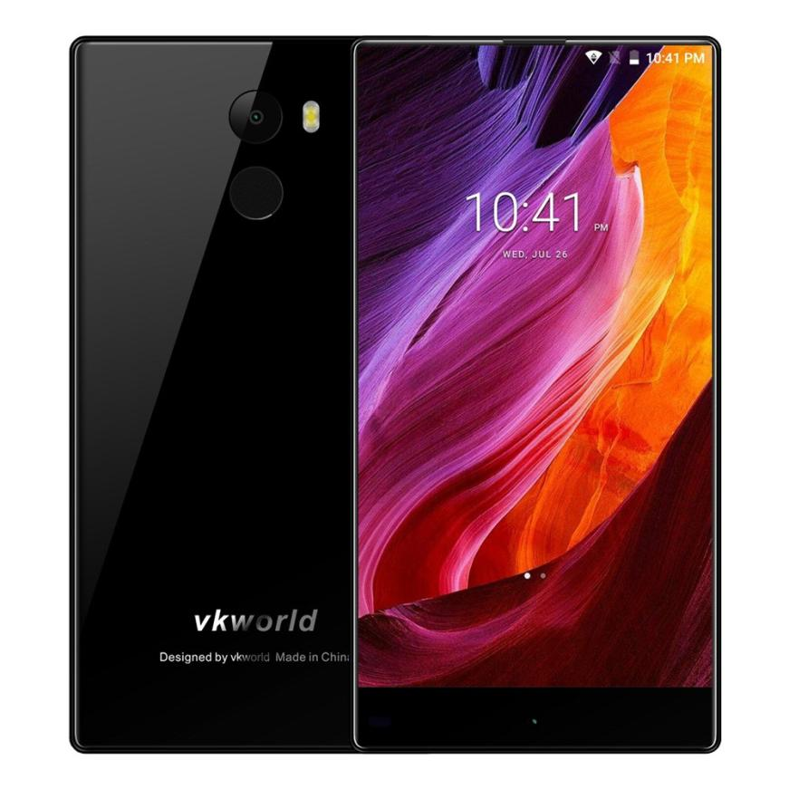 VKWORLD MIX 4G Phablet 5.5'' Android 7.0 MTK6737 Quad Core 2GB 16GB 3500mAh Full Screen Feb15 цена 2017