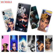 XXXTentacion Look at Me Phone Case For iPhone 7 8 6 6S Plus X 10 Ten XS MAX XR 5S SE Art TPU Covers Coque Capa Cas Shell