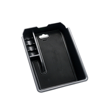 Plastic For BMW X3 G01 Center Console Armrest Box Storage Container Car Tidy liislee for bmw x3 f25 g01 charger storag car armrest box wireless charger car quick charge fast mobile phone storage box